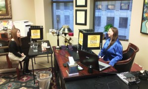 Mediator Anita Motolinia interviews on The Small Business Buzz podcast