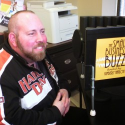 America's Courage Coach, Bruce Lawrence, as Special Guest on The Small Business Buzz Podcast