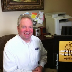 Scott Plum interviews on The Small Business Buzz Podcast