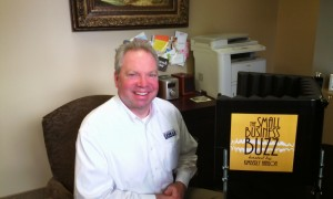 Scott Plum interviews on The Small Business Buzz Podcast
