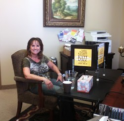 Julie Keyes as special guest on The Small Business Buzz Podcast