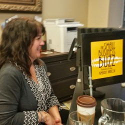 Julie Gann on The Small Business Buzz Podcast